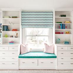 Kid's Bedroom Clean Design Modern Bedroom
