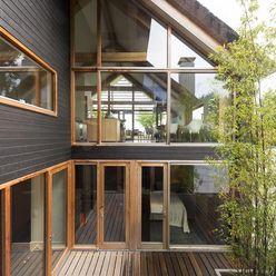 Schuurwoning Leusden Kwint architecten Moderne huizen