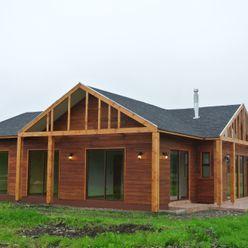 Casa en Talagante AtelierStudio Casas de estilo rural