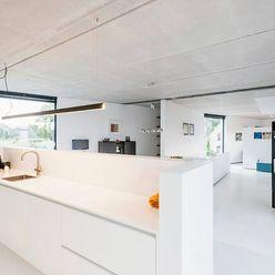 Nijsten - Vandeput Architectenbureau Dirk Nijsten bvba Moderne woonkamers