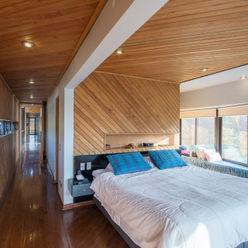 Casa Rosales Quijada GITC Dormitorios de estilo moderno