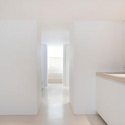 Kitchen - Dining Room Jen Alkema architect Minimalistische keukens