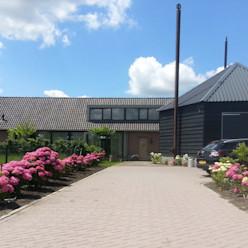 Woning Harmelen Architectenbureau van den Hoeven b.v. Landelijke huizen