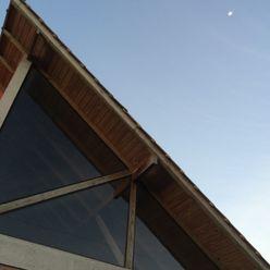 A+R arquitetura Müstakil ev Cam Kırmızı