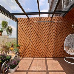 層層室內裝修設計有限公司 Тераса