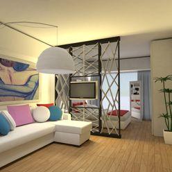 Monoambiente - Recoleta Arquimundo 3g - Diseño de Interiores - Ciudad de Buenos Aires Livings modernos: Ideas, imágenes y decoración