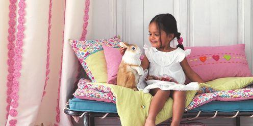 Fantasyroom-Wohnträume für Kinder Quartos de criança ecléticos