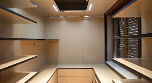 idee armadio camera da letto - Idee Per Progettare Una Cabina Armadio