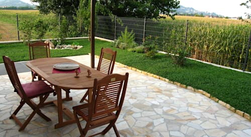 Idee Per Il Giardino Di Casa : Idee per il giardino di casa. living allaperto tante idee per