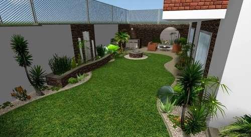 Diseño de jardines pequeños│homify