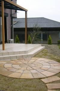 テラスの庭 2006: アーテック・にしかわ/アーテック一級建築士事務所が手掛けた庭です。