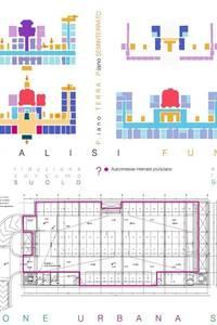Layout funzionali:  in stile  di GIANDEBIAGGI ARCHITETTURA