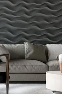 Salas de estar modernas por Artur Akopov