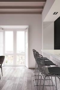 Cozinhas minimalistas por Artur Akopov