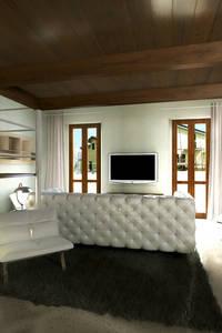 Nuovo Loft: Soggiorno in stile in stile Moderno di AAA Architettura e Design