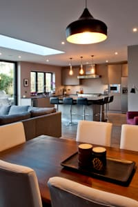 modern Dining room by A1 Lofts and Extensions