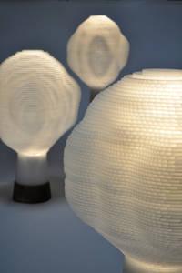 BONSAI LAMP: すがたかたちが手掛けたです。