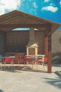 Terrace by Guina Arquitetura