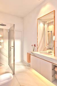 Casas de banho modernas por NLDigital