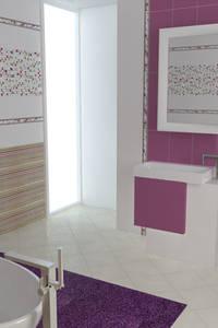 Esempio di rendering fotorealistico serie PRESUNTUOSA: Bagno in stile in stile Moderno di CERAMICHE BRENNERO SPA