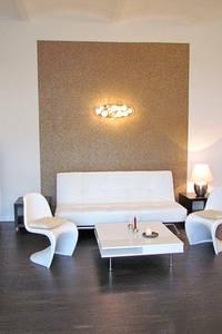 Loft Wohnzimmer: moderne Wohnzimmer von Interior Design M.C. Gollub