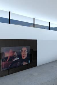 Living: TNdesign一級建築士事務所が手掛けたリビングです。