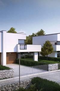 """OSIEDLE """"MARMUROWE"""" - ETAP II: styl , w kategorii  zaprojektowany przez Anita Gradomska & Architekci"""