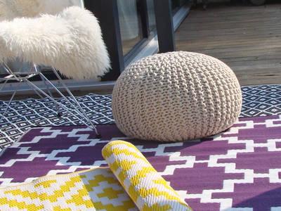 Outdoor-Teppiche - Die Alleskönner unter den Teppichen :   von RUGit Store