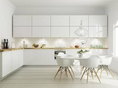 scandinavian Kitchen by Maqet