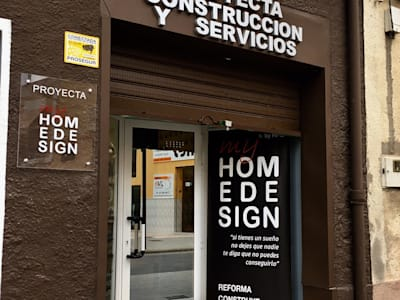 Lojas e imóveis comerciais  por myHomeDesign