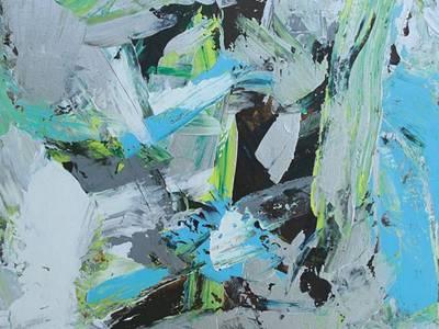 Vigorous Strokes 4:   by Indian Art Ideas