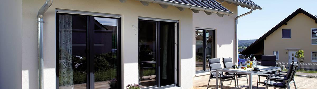 VIO 302 - Schöner Wohnen, schöner Sparen:  Terrasse von FingerHaus GmbH