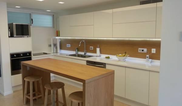 proyecto arce cocinas cocinas de estilo moderno por arce mobiliario - Modelos De Cocinas