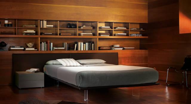 Idee illuminazione camera da letto