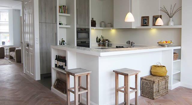 Kleine Keuken Ideeen : Kleine keuken ideeën homify