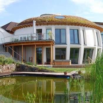Huizen door Optigrün international AG