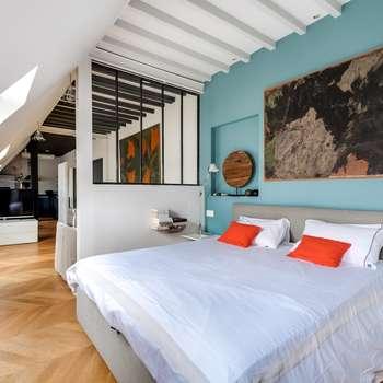 Meero: modern tarz Yatak Odası