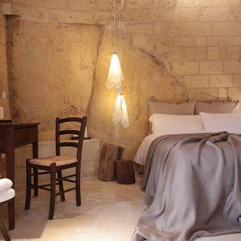 Habitaciones de estilo rústico por FRANCESCO CARDANO Interior designer