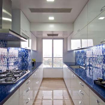 moderne Keuken door ZERO9
