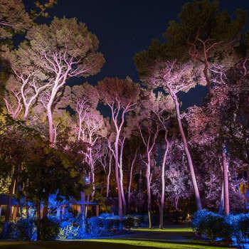 Villa particulier ALPES MARITIMES: Jardin de style de style Méditerranéen par Artlight Design