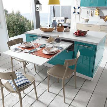 BRUNCH: Cucina in stile in stile Moderno di Atim Spa