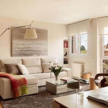 Salas de estilo moderno por ESTER SANCHEZ LASTRA