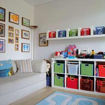 moderne Kinderkamer door Paker Mimarlık