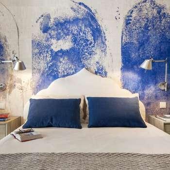 Ana Rita Soares- Design de Interioresが手掛けた寝室