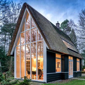 Mon Rêve: landelijke Huizen door reitsema & partners architecten bna