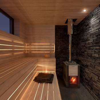 Projekty, minimalistyczne Spa zaprojektowane przez INT2architecture