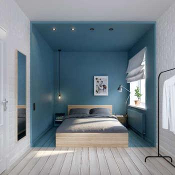 scandinavische Slaapkamer door INT2architecture