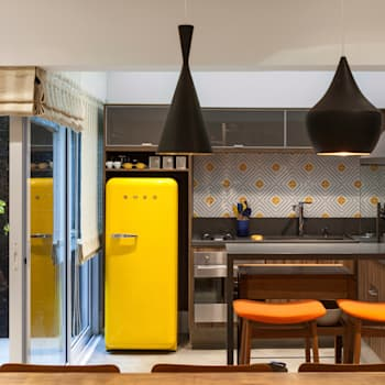 _IN Panamby: Cozinhas modernas por ARQ_IN
