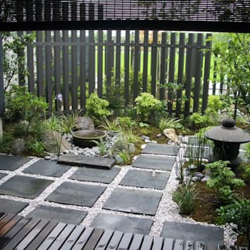 classic Garden by 空間工房 欅