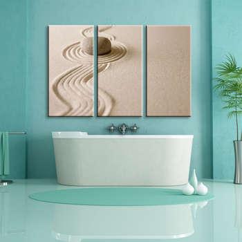 modern Bathroom by BIMAGO.it